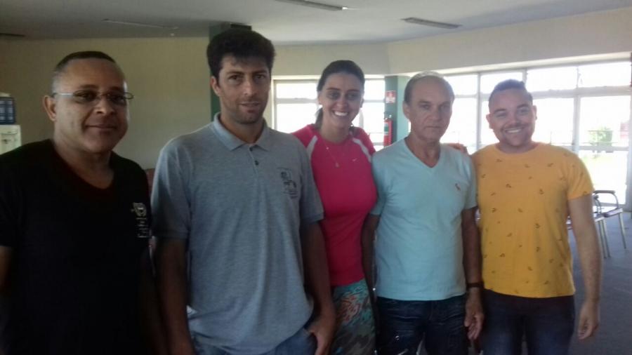 Reunião do Conselho de Esportes de Carandaí/MG